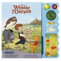 Jeu Educatif Electronique - Magi Livre - Winnie le Film  Vtech - 58025 -