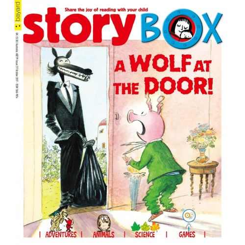 StoryBox - 217 A wolf at the door