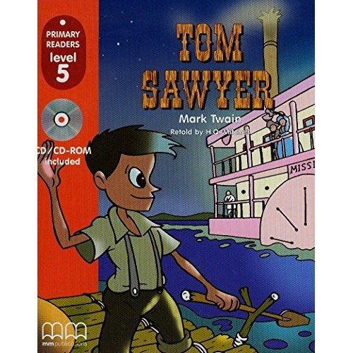 Tom Sawyer z CD