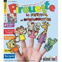 PIROUETTE SEPTEMBRE 2019  — n°177