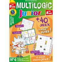 Multilogic Junior JAV 2020