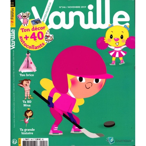 Les P'tites filles à la vanille N° 146